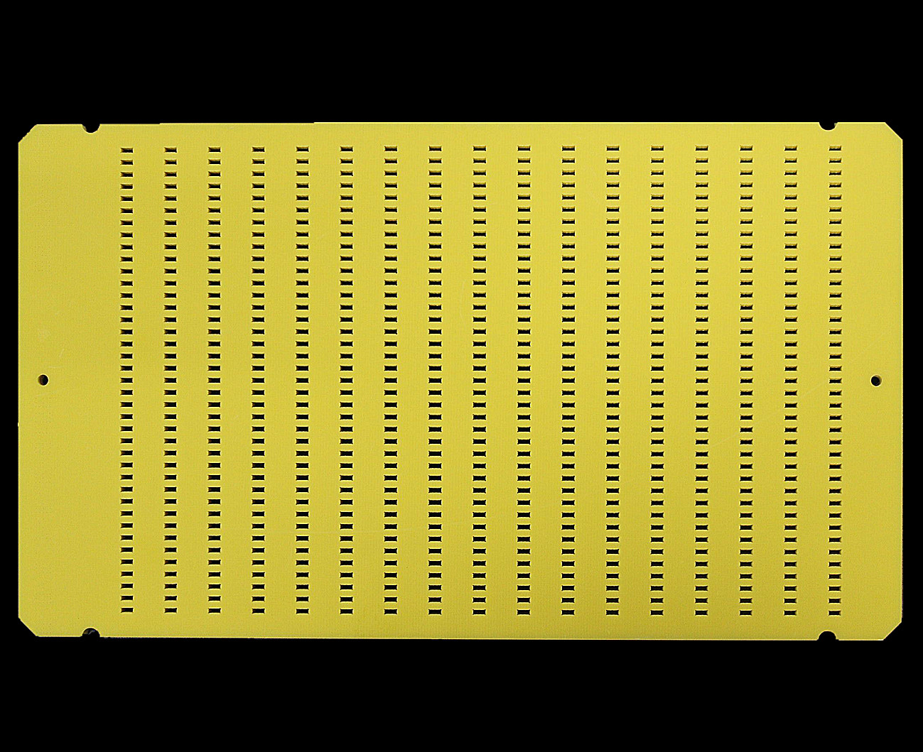 异形孔JIG板